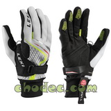 Leki Nordic Race Shark  white-black-yellow-red