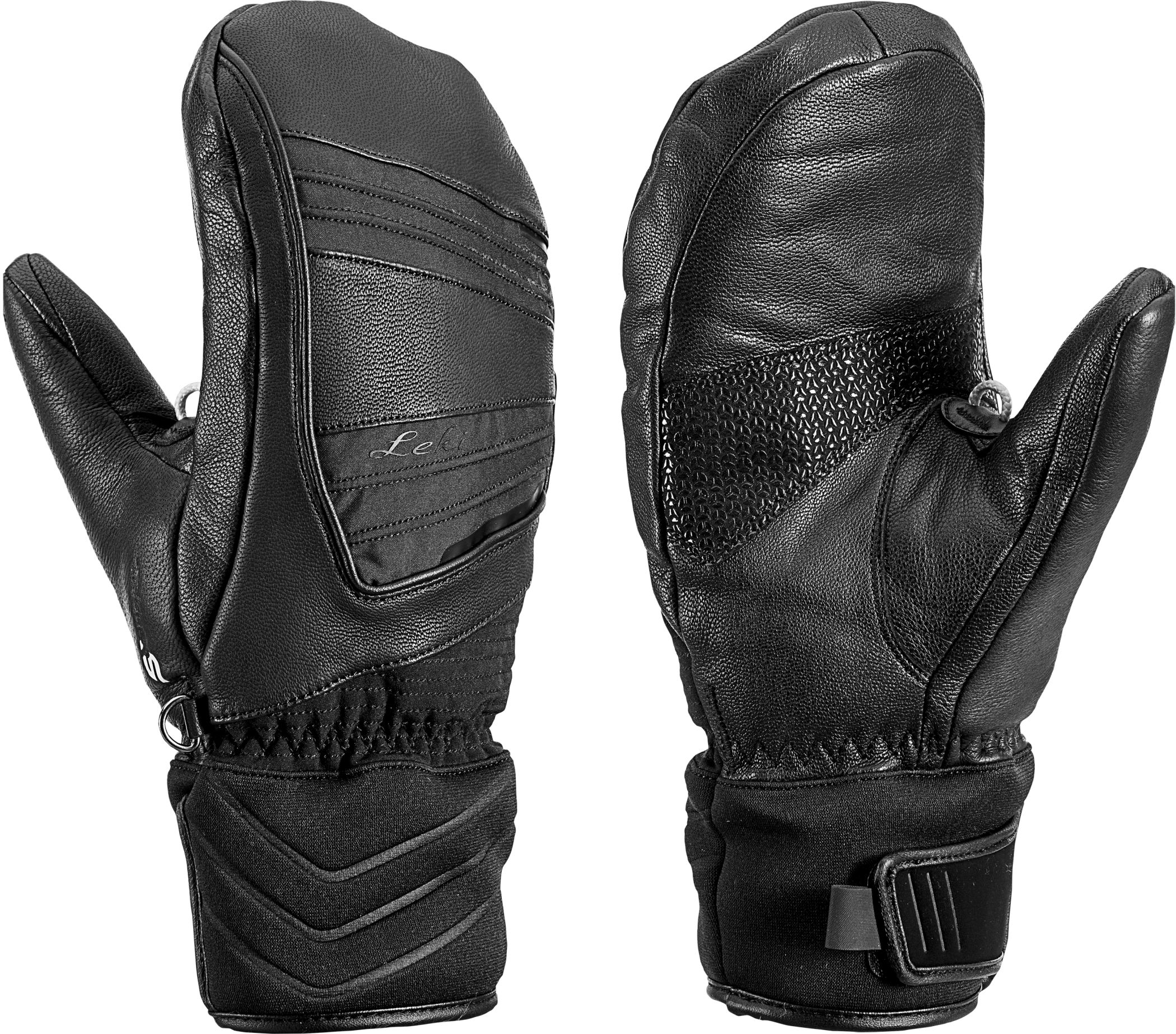 Leki Griffin S Lady Mitt Black 6,5
